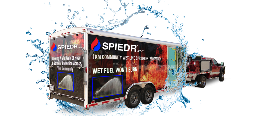 1 KM Wetline Trailer from SPIEDR