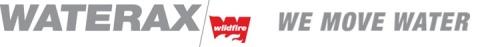 Waterax logo