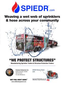 Spiedr waterax spiedr splash ad