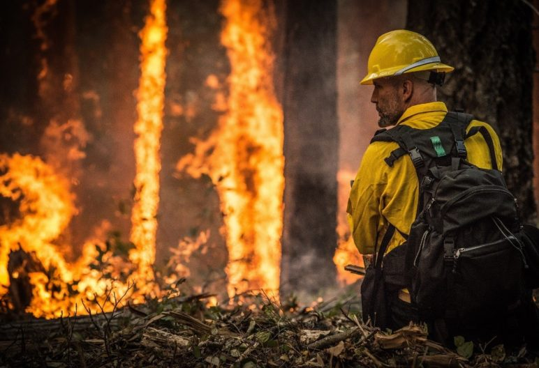 British Columbia Wildfire