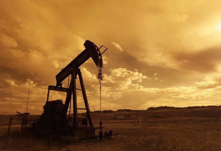Oil And Gas Field Fires