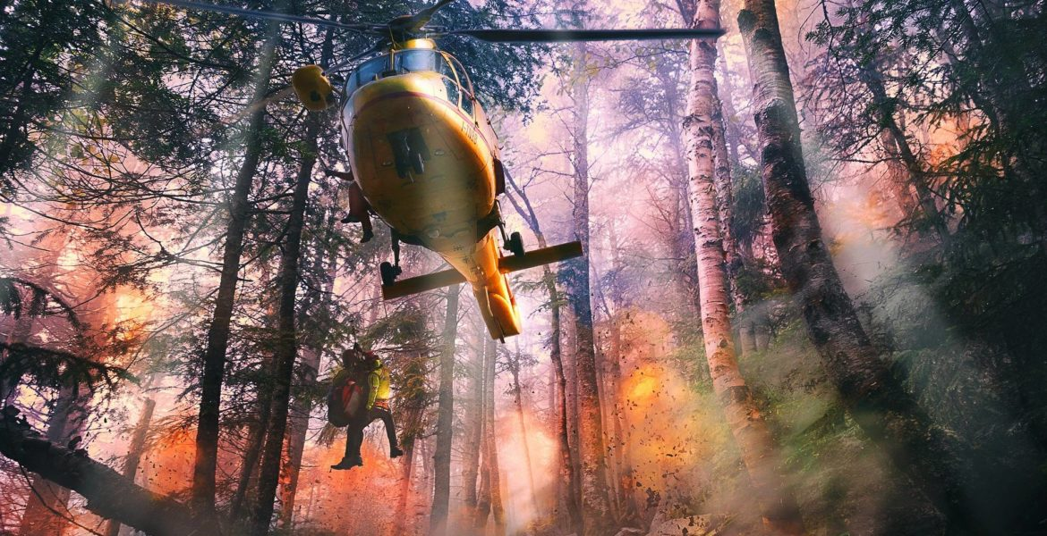 Wildland Fire Tactics and Strategy
