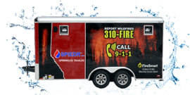 SPIEDR Fire Service Trailers