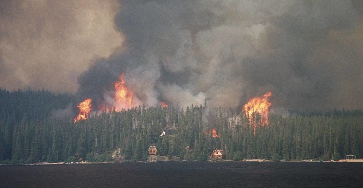 Forest Fires, Smoke, And Pollution