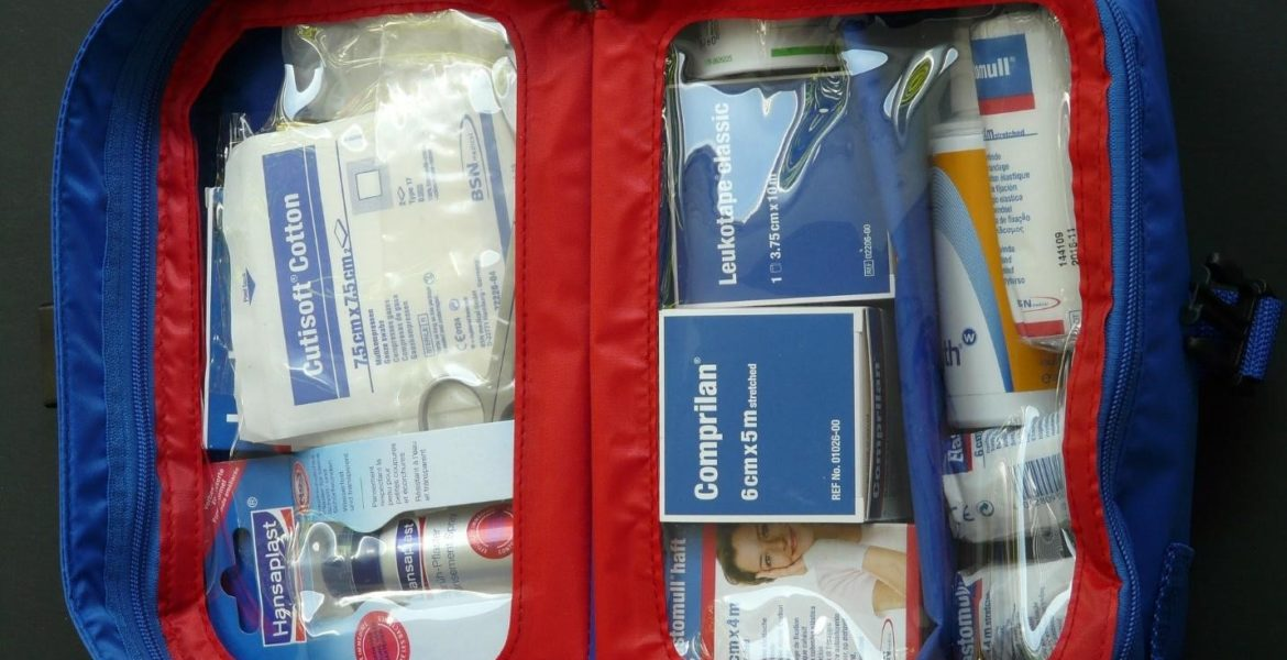 Emergency Kits In Case Of Wildfire